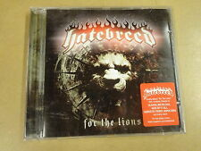 CD / HATEBREED - FOR THE LIONS