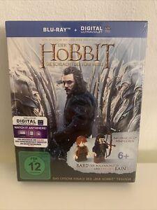 LEGO Figuren Bain u. Bard + Blu-Ray - Der Hobbit-Die Schlacht der fünf Heere NEU