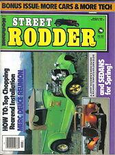 Street Rodder 3/80 Buick Ford Chevrolet Studebaker Turnkey +