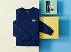*On Hand* BTS X FILA Dynamite Collection SUGA Sweatshirt + Gift + Photocard
