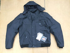 "RK Sports Mens Textile Scooter / Motorcycle Hooded Jacket UK 36"" Chest (J20)"