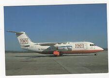 TNT BAe 146 Aviation Postcard, B008