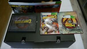 BORDERLANDS 2 ULTIMATE LOOT CHEST LIMITED EDITION / XBOX 360 / GEARBOX /