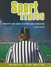 Sport Ethics : Concepts and Cases in Sport and Recreation by Saul Ross, David...