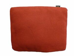Sori Yanagi Butterfly Stool Tendo Mokko Cushion Red From Japan New