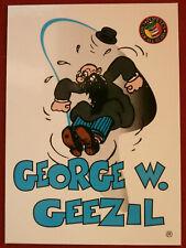 POPEYE - Individual Card #22 - George W. Geezil - Card Creations - 1994