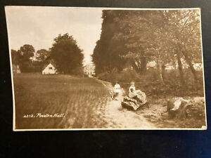 Preston Hall Aylsford Kent Maidstone Postcard (7f)