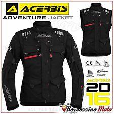 Acerbis 0017793.090.068 Giacca Adventure Nero XL