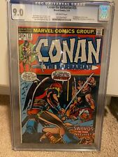 Conan the Barbarian # 23 CGC 9.0 (Marvel, 1973) - 1st Red Sonja