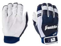 Franklin Sports X-VENT PRO MLB Adult Batting Gloves - COLORS AVAILABLE