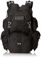 [92151-001] Mens Oakley Mechanism Backpack Black 30L Capacity Bag