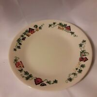 Bread & Butter Plate Garden Home (Corelle) by CORNING  6 3/4 in Dessert