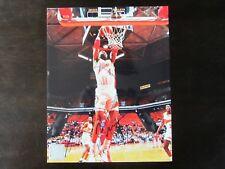 Kevin Willis Autograph / Signed 8 x 10 Photo Atlanta Hawks