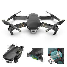 HN- Global Drone GD89 4CH RC HD Camera Video FPV One Key Return Quadrocopter Toy