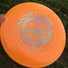 Innova First Run Protostar Stamp Star Manta Disc Golf Overstable Midrange Disc!