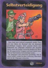 Selbstverteidigung Illuminati Neue Weltordnung INWO Karten-Spiel Deutsch Cards