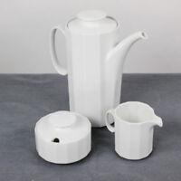 Tischkern Rosenthal Polygon Weiß Porzellan Service NEU Tapio Wirkkala