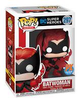Funko POP HEROES DC BATWOMAN PX EXCLUSIVE 4 inch VINYL Figure NEW!