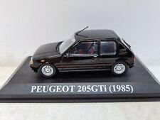 Altaya Peugeot 205 GTi (1985). 1:43