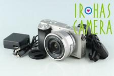 Sony α6000 / a6000 Digital Camera + 16-50mm *JP Language Only* #30135 E3