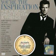 The Music Of David Foster - You're The Inspiration: The Music Of Da (NEW CD+DVD)