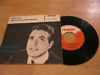 "7"" Single Ingo Graf Pech für mich Vinyl Amiga DDR 4 50 473"