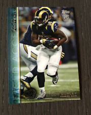 2015 Topps Field Access TODD GURLEY RC #120 Rookie Card