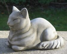Miniature Stone Rundies Cat Ornament