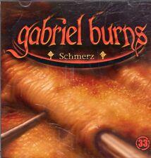Gabriel Burns 33 - Schmerz    .....#2