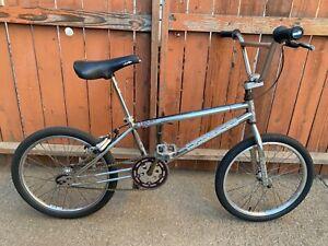 Elf Double Cross XL BMX Old School Racing Bike Chrome Vintage Gt dK 21.5 TT