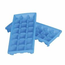 CAMCO 2 Mini Ice Cube Trays - Great for Camping RV Dorm Freezer Mini Bar