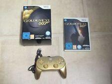 007 Goldeneye Limited Edition für Nintendo Wii und Wii U *OVP*