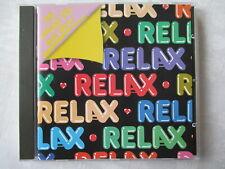 Relax - Ich schenk` Dir mei´ Herz - CD Neuwertig