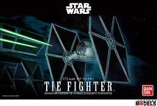 Star Wars TIE FIGHTER 1/72 Bandai/Revell 01201 Plastic Model Kit New