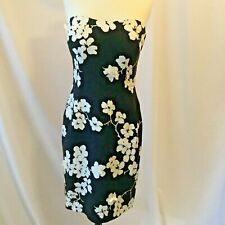 VINTAGE NWOT CLAIRE DICKSON DRESS AND SCAF SIZE 6