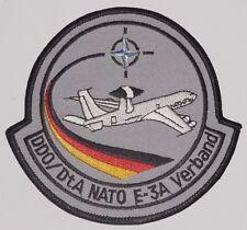Aufnäher Patch NATO AWACS DDO DtA E-3A Verband ...........A2431