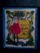 Vintage 1968 World of Barbie #1002 Case!