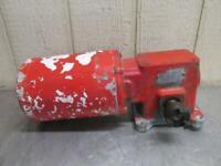 Baldor Electric Tigear Gearmotor 1/2 HP 69 RPM 25:1 Ratio 230/460 Q175B025M056K1