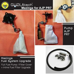 Guglatech Mazinga Pre-pump Fuel Filter MFPMAJ for AJP PR7