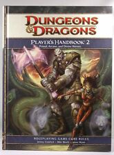 Dungeons & Dragons: Player's Handbook 2- Roleplaying Game Core Rules Wyatt, Jame