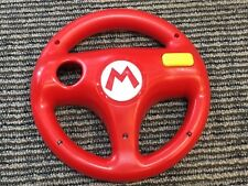 Nintendo Wii U Hori Mario Kart 8 Steering Wheel Mario Red Racing 2014 Official