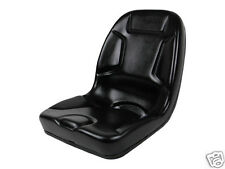 HIGH BACK REPLACEMENT SEAT FOR KUBOTA TRACTORS, CONCENTRIC 53000BK #IR