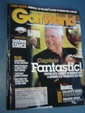 October 27, 2000 old vintage Golf World magazine