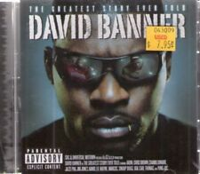 David Banner – The Greatest Story Ever Told CD