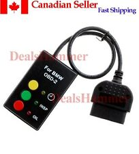 OBD2 Inspection Oil Service Reset tool for BMW after 2001 Free Shipping - Canada