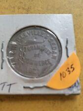 Exonumia: Charleville-Sedan, 10 Centimes (D035-1035)