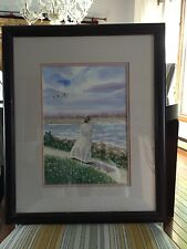 original water color painting by Shirley Birdsong