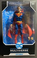 McFarlane Toys DC Multiverse: Superman Action Comics #1000 Action Figure *NEW*