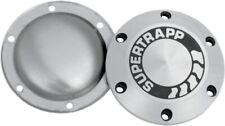 SuperTrapp - 402-3046 - Aluminum End Cap w/ Shield w/ Logo, 4 in 4M3046