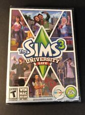 Sims 3 [ University Life ] (PC / DVD-ROM) NEW